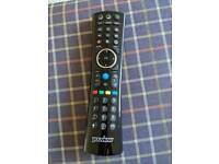 Humax Youview remote