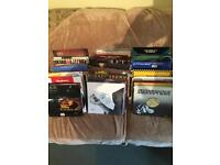 "About 400 mixed genre 12"" records"