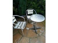 PatioTable chairs