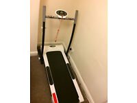 Pro Fitness Treadmill, Manual Incline