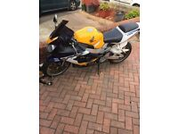 Cbr929 very reluctant sale