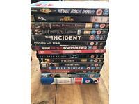 63 various DVD's job lot