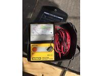 Robin insulation tester 3111v
