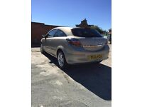 2005 plate vauxhall astra club sxi 1.7 diesel with long mot, drive very well,