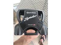 aylormade Spider Tour Black Putter (DJ Model) 34inch