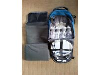 4-Person Rucksack/Backpack
