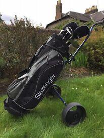 Slazenger Golf Set - as new