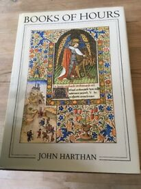 BOOK of HOURS by John Hartman for lovers of medieval manuscripts