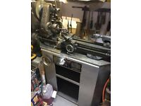 Myford lathe with tooling 240V