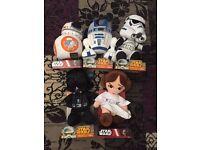 Official Star Wars Disney Posh Paws Plush Toys