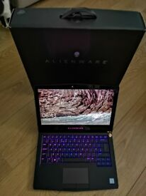 Alienware 13 R3 - i7 7700hq, 16gb Ram, 1tb SSD, 2K touchscreen OLED display, Nvidia GTX 1060 6bg