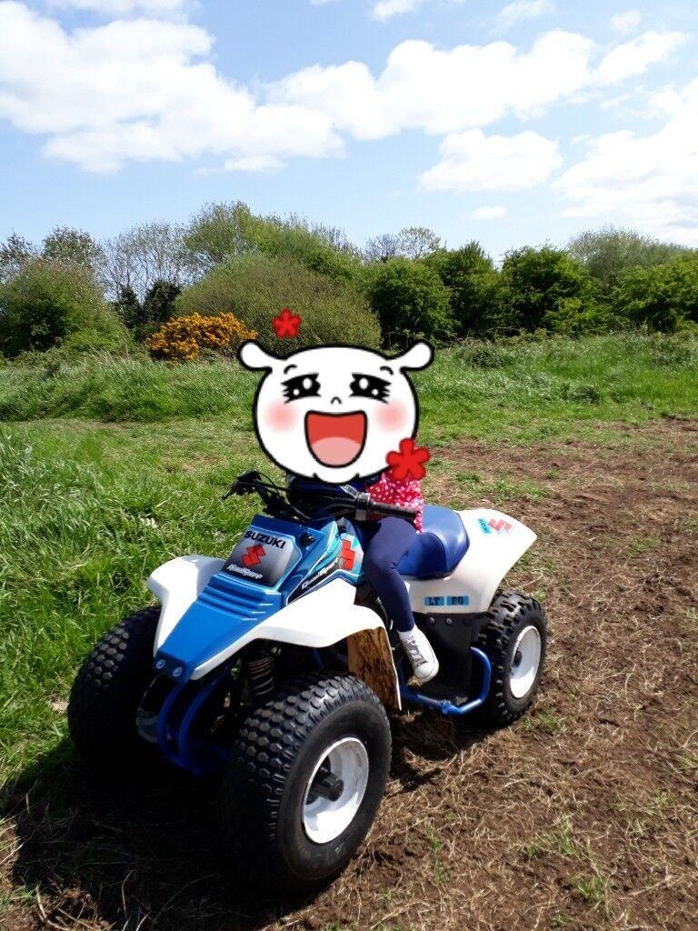 Suzuki lt80 for sale   parts or repair!! not lt50cc not 125cc | in Antrim,  County Antrim | Gumtree