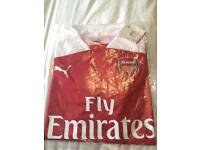 Official Arsenal Adult 18/19 Home Shirt