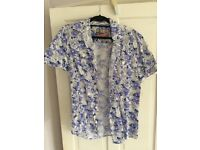 Lee Cooper short sleeve shirt, Size: Medium