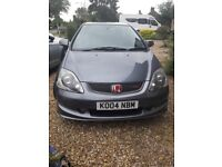 2004 Honda Civic Type R (EP3), 113500k,not modified or thrashed, 2 lady owners