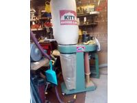 Kity 240v dust extractor