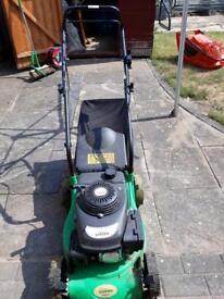 Tesco Petrol Lawn Mower