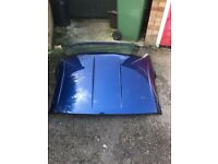 Toyota MR2 2002 genuine Hard top roof blue