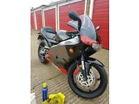 Aprilla RS 125 Extrema FP (2 stroke) NO OFFERS