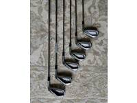 Titleist AP1 716 Irons 5-PW Excellent Condition