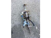 Honda CRX VTEC EE8 steering column with key