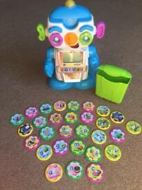 Interactive Learning Robot
