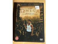 I am Omega DVD