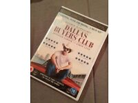 The Dallas Buyers Club DVD - brand new
