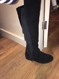 Size 4 knee high boots