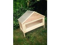 New rabbit hutch for sale