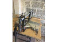 Nobex 180 fine cut mitre saw