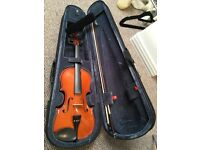 4/4 full size violin for sale great condition