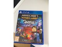 minecraft story mode the complete collection ps4