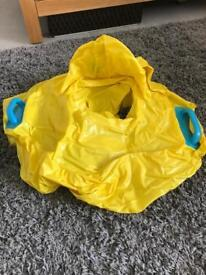 Baby swim chair