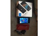 Microsoft lumia 550 boxed like new