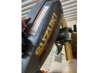 Suzuki outboard 2 stroke 2hp