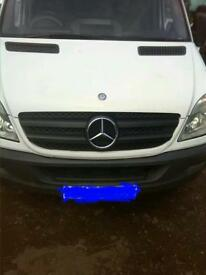 Mercedes sprinters wanted, any age, any condition, scrap, damaged, spares or repairs, mot failures