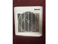 Parasene electric frost-fighter greenhouse fan heater