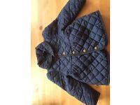 Girls Ralph Lauren jacket