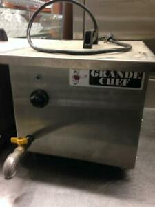 Grand Chef Rethermalizer