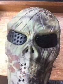 Airsofting mask
