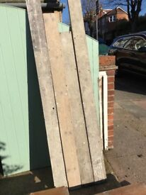 """Approx 85 m sq reclaimed Victorian floorboards. 130mm x 22mm (5 1/8 """"). Great clean solid boards."""