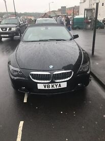 BMW... BARGAIN Stunning BMW convertable inc private plate V8 engine