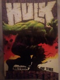 The incredible hulk return of the monster