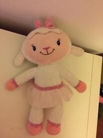 Doc McStuffin's Lambie
