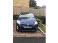 Toyota Prius T- sprit 2010 (60) plate leather seats