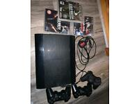 Ps3 console super slim 500gb