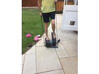 Exercise Twist and Shape stepper