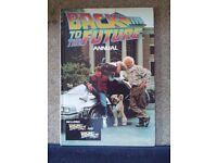 Rare Back To The Future Annual (1990)