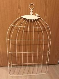 Notice Board / Table Plan Stand - Birdcage Design